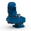 Agitator drive - Shaft mounted geared motor