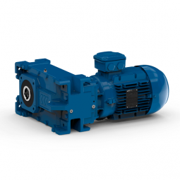 Parallel shaft geared motors - Serie F